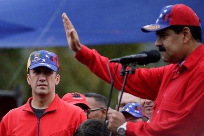"""Venezuela denuncia el """"permanente acoso"""" de EEUU contra el vicepresidente Tareck el Aissami"""