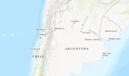 Registrado un terremoto de magnitud 6,6 frente a las costas de Chile