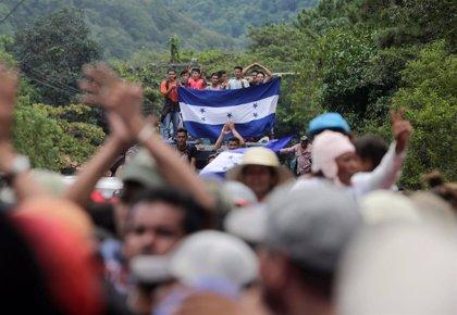 EEUU dice que busca lograr acuerdos migratorios con Honduras y El Salvador