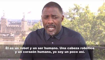 """Idris Elba es Brixton, el brutal 'Superman negro' de Hobbs & Shaw: """"Un híbrido entre humano y robot"""""""
