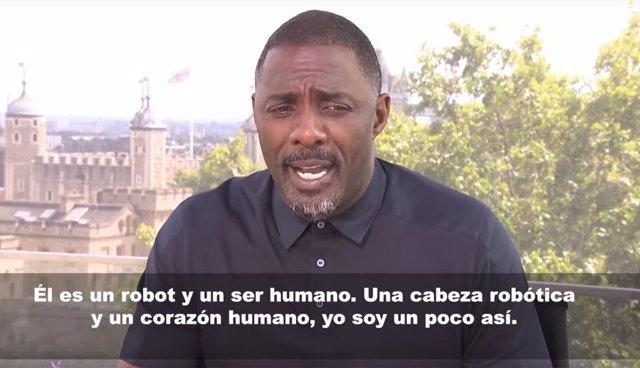 Entrevista con Idris Elba, el villano de Hobbs and Shaw