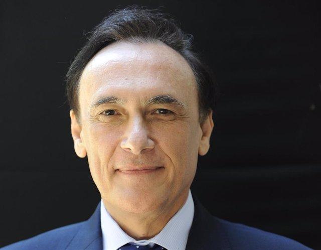 El presidente del Conferencia de Rectores de Universidades Españolas (CRUE) y rector de la Universidad de Córdoba, José Carlos Gómez Villamandos