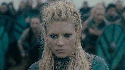 Vikings: Lagertha, devastada en la nueva imagen de la temporada final de Vikingos