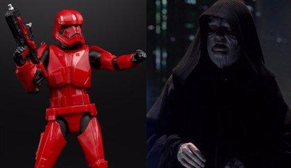 Star Wars: ¿Son Sith Troopers el ejército de Palpatine en El ascenso de Skywalker?