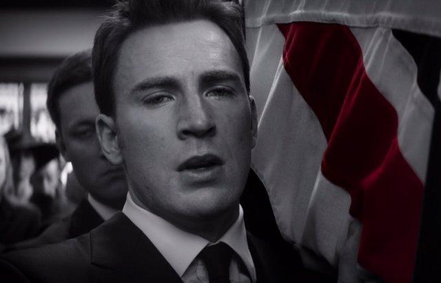 Chris Evans es Steve Rogers en el Universo Marvel