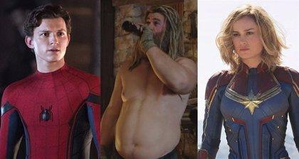 ¿Cuándo terminan los contratos de las estrellas de Marvel?