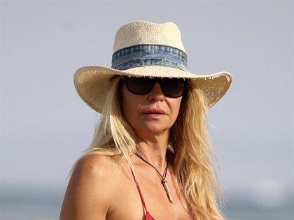 Makoke regresa de sus vacaciones en Ibiza