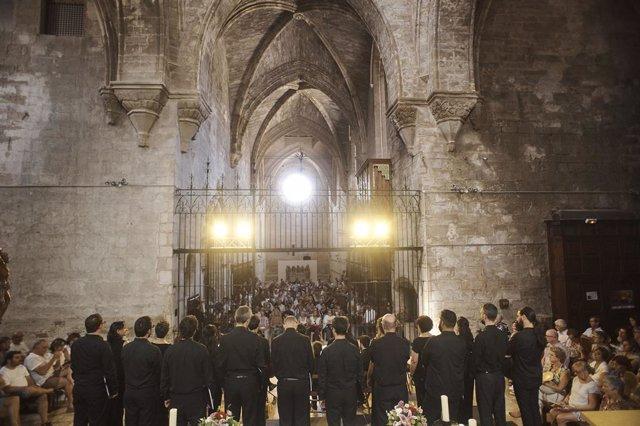 Concert coral La Pedra Parla