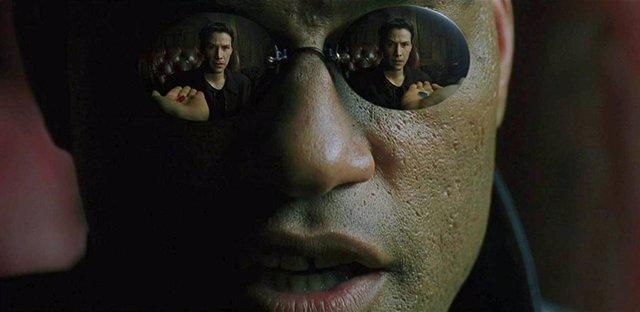 Fotograma de Matrix