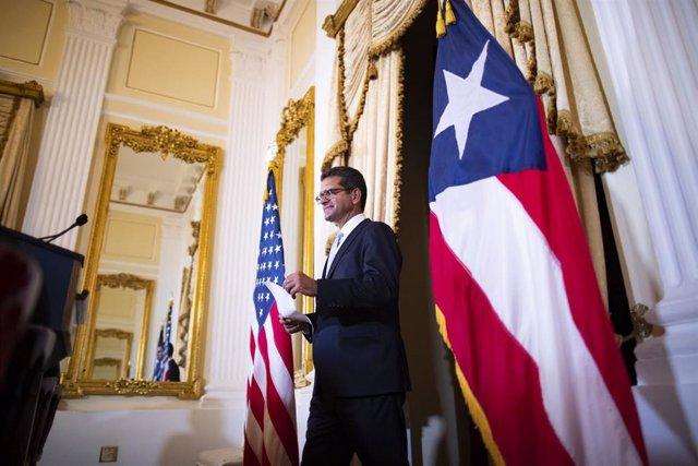 Gobernador de Puerto Rico Pedro Pierluisi