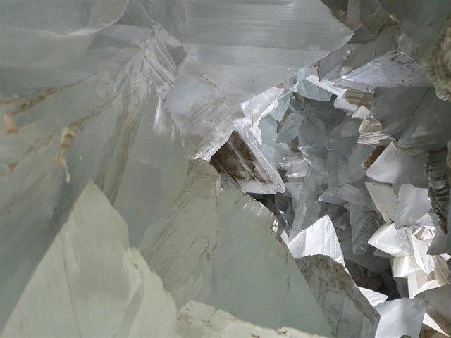 Geoda gigante de Pulpí (Almería)