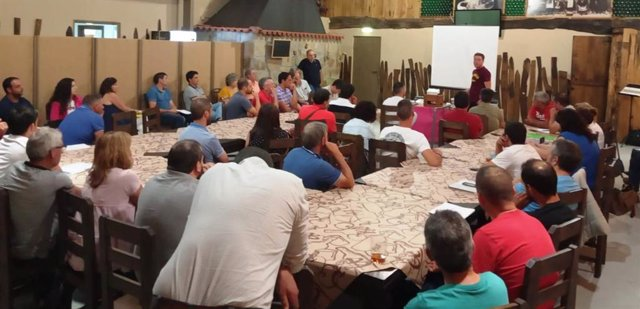 Reunión de Promiel Asturias