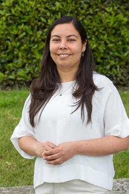 Claudia Hawk, investigadora de la Universidad de Navarra