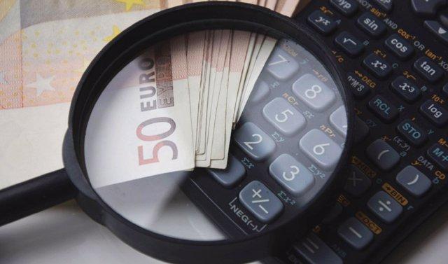 Billetes, euros