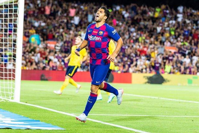 Luis Suarez, #9