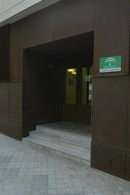 Juzgado de Menores, Granada