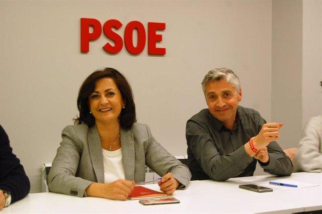 Reunión de la Comisión Ejecutiva del PSOE