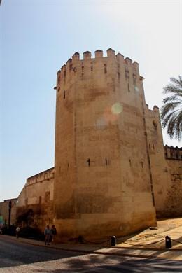 El Alcázar de los Reyes Cristianos, con su Torre de la Inquisición