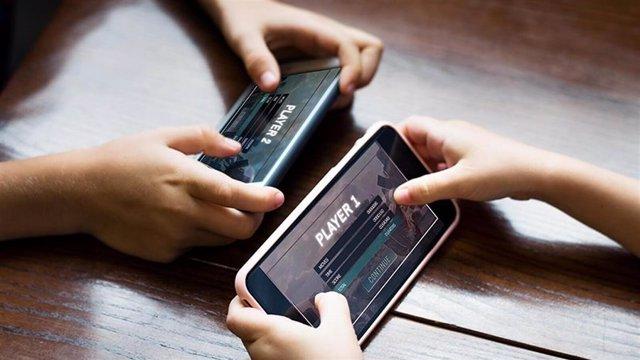 Recurs de 'smartphones' amb videojocs