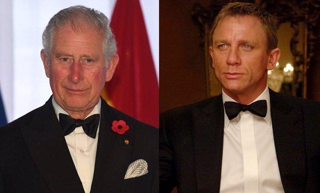 El Príncipe Carlos ha recibido una oferta para aparecer en Bond 25