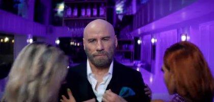 John Travolta baila tango en el nuevo videoclip de Pitbull