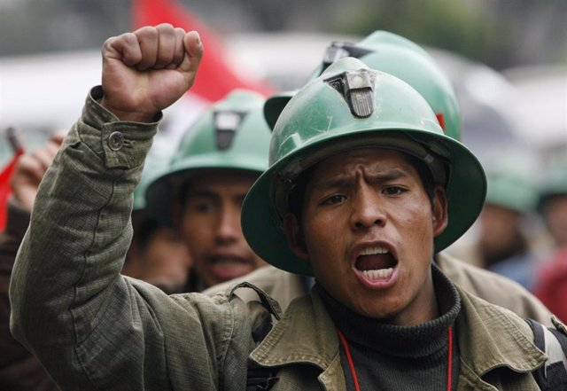 La huelga de los trabajadores de la minera Cerro Verde en Perú  terminaría este jueves tras haber sido declarada ilegal por las autoridades, pero los mineros comenzarían una nueva paralización un día después si no logran un acuerdo con la empresa