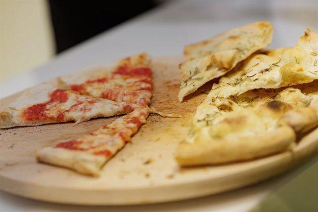 Los españoles optan por alternativas que les faciliten el día a día, como las pizzas.