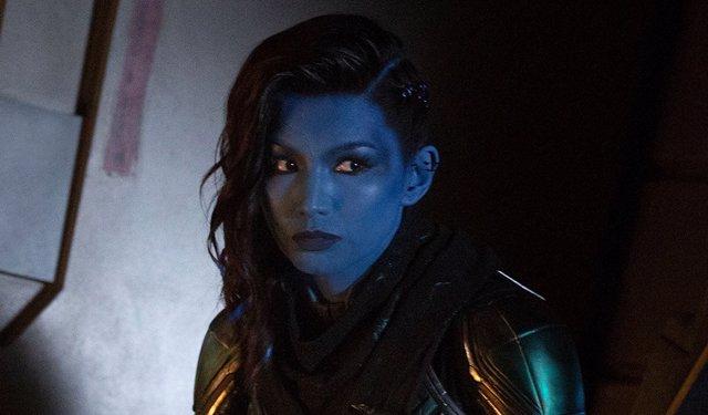 Gemma Chan en Capitana Marvel