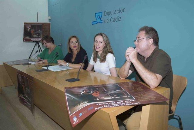 Presentación del concurso Cante por Serranas