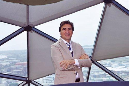 Jordi Ferrer, el consejero delegado de Grupo Inversor Hesperia (GIHSA)