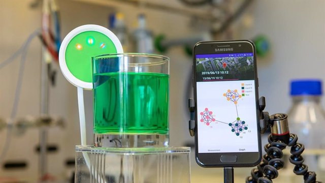 Hypertaste, de IBM, para detectar y analizar líquidos rápidamente, sin necesidad de acudir a un laboratorio