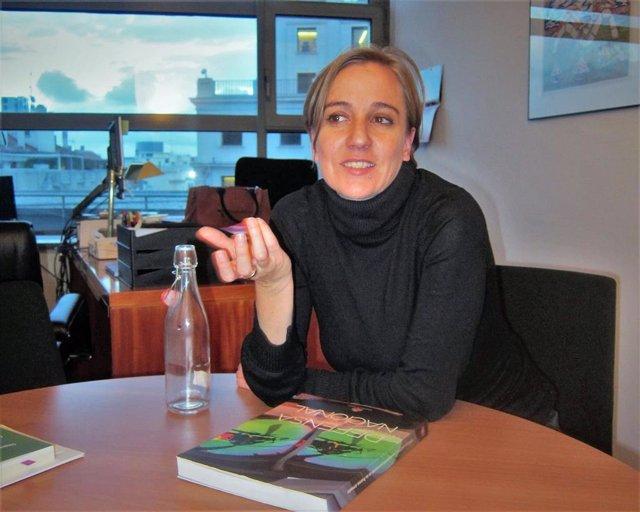 Imagen de archivo de la diputada de Más Madrid Tania Sánchez.