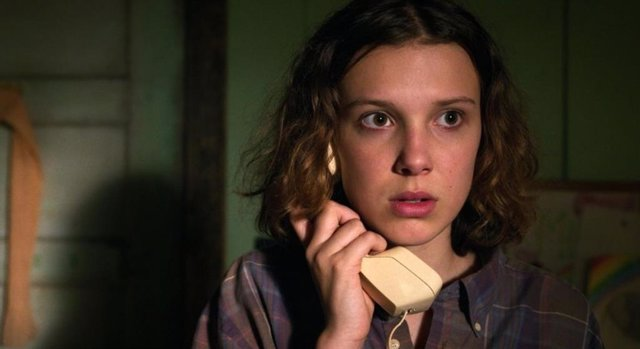 Millie Boby Brown en Stranger Things