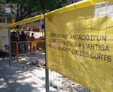 Un espai memorial recordarà la Presó de Dones de les Corts de Barcelona des de la tardor (EUROPA PRESS)