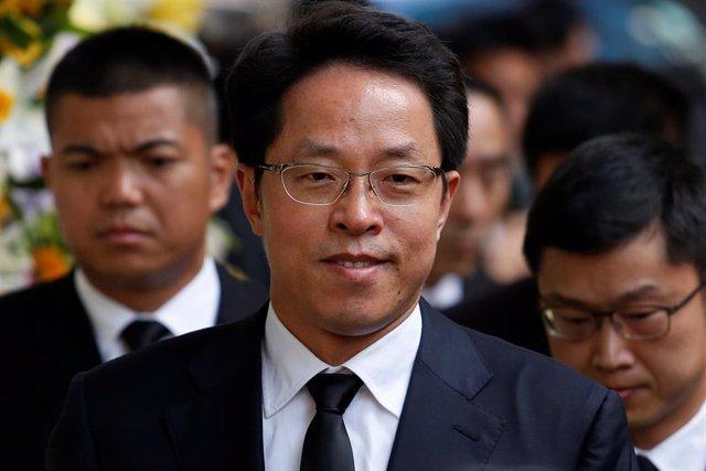 Hong Kong.- El máximo representante de China en Hong Kong afirma que la región se enfrenta a su mayor crisis desde 1997