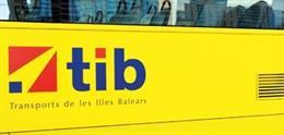 Autobús del TIB.
