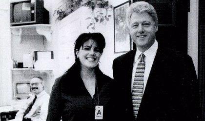 El escándalo de Bill Clinton y Monica Lewinsky, en Impeachment: American Crime Story