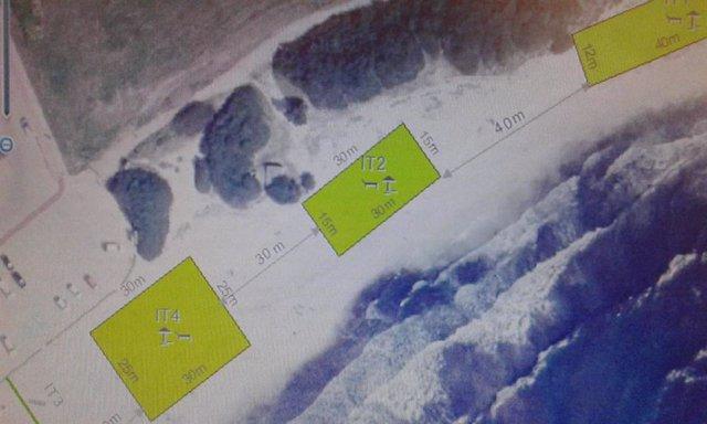 El plano de Ordenación del Territorio de la Playa de sa Coma