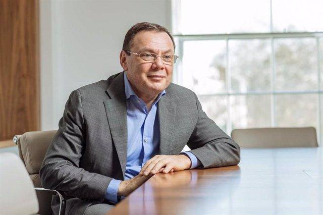 Mikhail Fridman, inversor rus de la societat Letterone.
