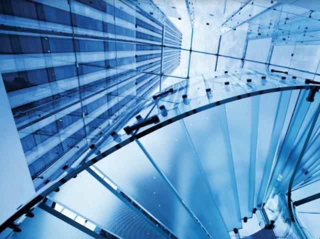 Recurso de empresa, centro empresarial, innovación, edificio