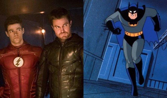 Batman estará en Crisis en Tierras Infinittas