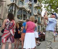 Barcelona resol 238 conflictes amb pisos turístics amb el servei de mediació municipal (EUROPA PRESS - Archivo)