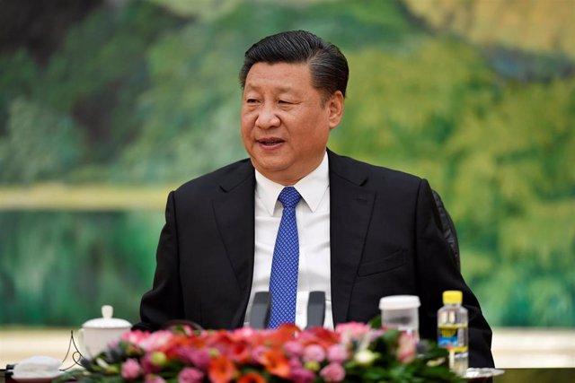 El presidente de China, Xi Jinping