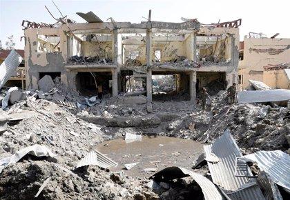 Afganistán rebaja a 14 la cifra de muertos en un atentado de los talibán en Kabul