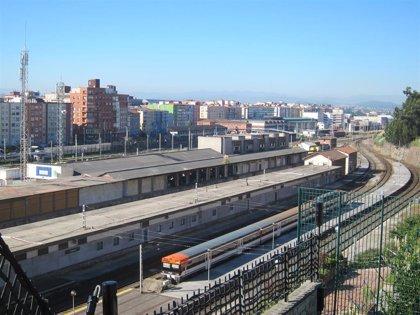 Licitado el suministro y transporte de carril para la duplicación de vía Muriedas-Santander