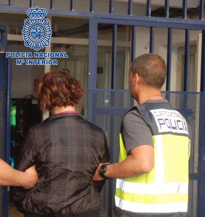 Detenida en Almería acusada de encubrir el asesinato de su suegra por motivos económicos