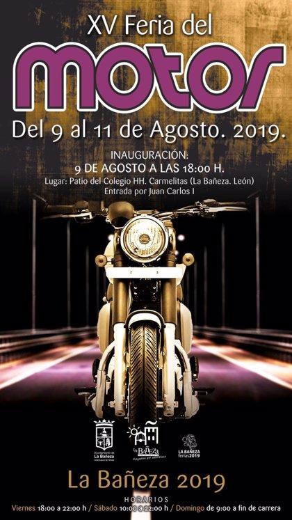 Arranca este viernes la XV Feria del Motor de La Bañeza