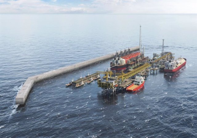 Greater Tortue Ahmeyim LNG Development