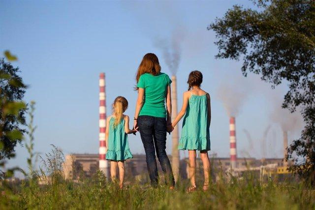 El 33% de los casos nuevos de asna ubfabtuk eb Europa son atribuibles a la contaminación atmosférica