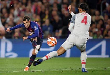 """Valverde: """"Cuento con Coutinho y creo que seguirá"""""""